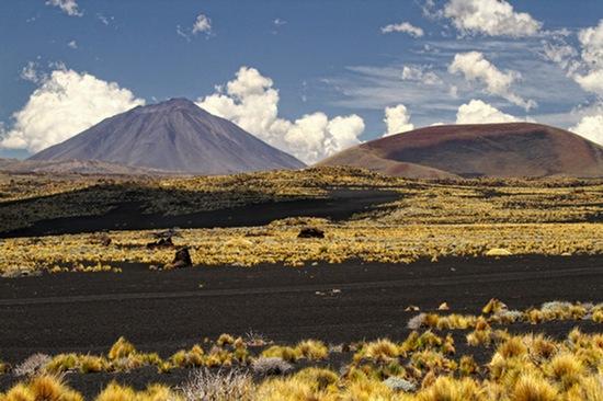 Volcán Payún Liso y Herradura