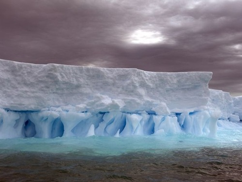 Antarctica ice foto: Coulson-Brimberg
