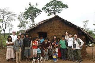 Comunidad Guaraní Guavirá Poty