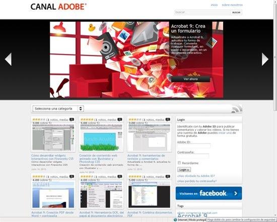 canal adobe