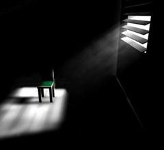 habitacion oscura
