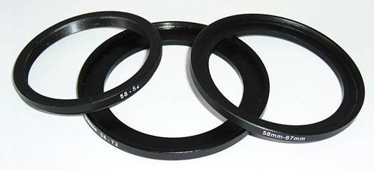 Step-up-and-step-down--adapter-rings