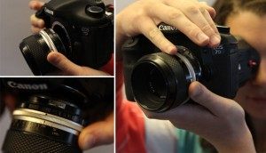 lens whacking